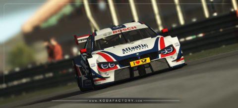 Atlantic Motorsport BMW DTM 2018