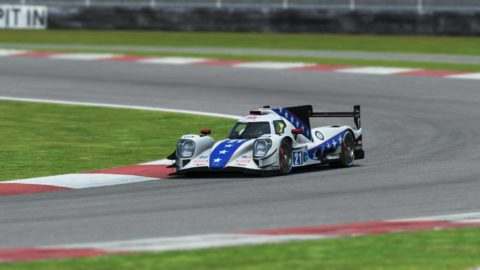 Rudy Cuppen won the Atlantic Christmans Special Event-LE MANS 2.4 HOURS