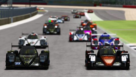 Tonnie Jansen and Paul Holt Won the test race of the Atlantic Motorsport Endurance Series at Silverstone