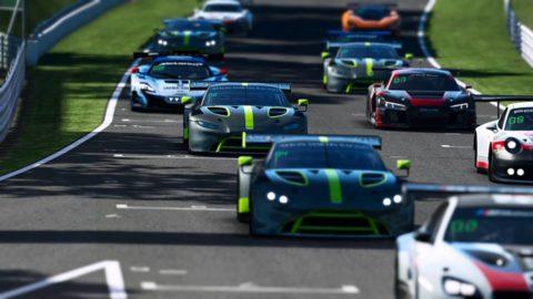 Norbert Varga won the Atlantic Motorsport Week 4 Club Race (Suzuka 1)