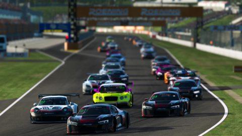 Hany Alsabti Won the Atlantic Motorsport Fun Race at Suzuka