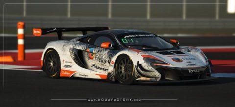 Ze Jesus won the Atlantic Motorsport Week 4 Club Race (Suzuka 2)