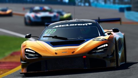 Jorge Paniagua won the Atlantic Motorsport GT3 Series 2019 Prologue – Watkins Glen