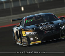 Atlantic Motorsport presents the new Audi R8 LMS GT3