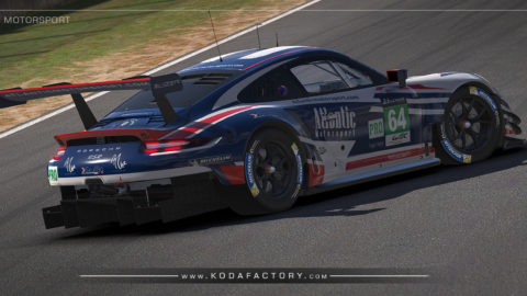"Atlantic Motorsport finished P3 on the first race at ""Race for You"" league with Luccas Bernardo and Eduardo Filgueira"