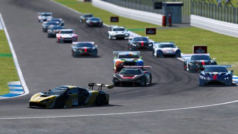 Andy Dixey won the 6th Atlantic Motorsport GT3 Series 2019 race –  HockenheimRing