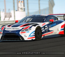 Atlantic Motorsport presents the new Aston Martin Vantage GT3