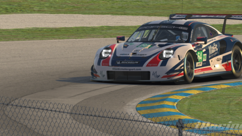 """Lucas Silva Won the second race at """"Race for You"""" league at Homestead-Miami"""