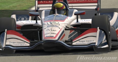 Mario Rocha Finished P7 at Road America For The NTT Indycar Series Championship