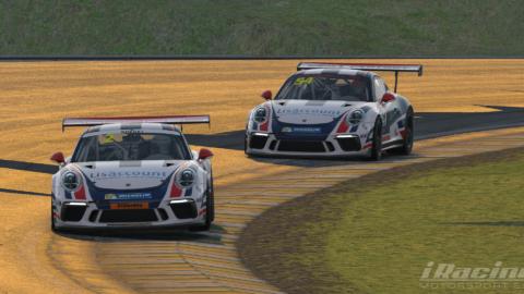 Lucas Bernardo & Augusto Tristão Win a Spot To Participate In Porsche CUP Real Races
