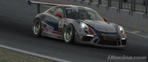 Porsche Carrera CUP Brasil: after tough start Atlantic in Super Finals
