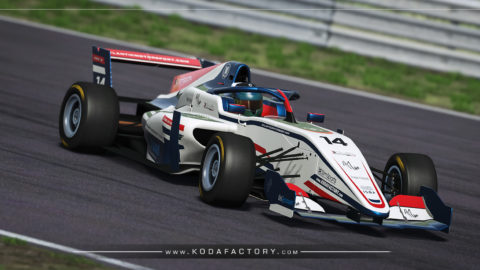 Atlantic Motorsport presents the new Lisaccount Tatuus F3 T318
