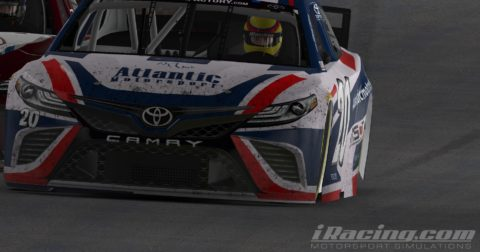 Mario Rocha finished P9 at Daytona International Speedway