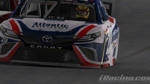 Mario Rocha finished P9 at Daytona International Speedway