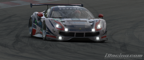 """Marcos Furriel Finished P2 at Nurburgring For The """"Race for You"""" Championship"""