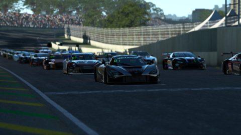 Martin Vindis won the 7th Atlantic Motorsport GT Sprint Cup – Sao Paulo GP