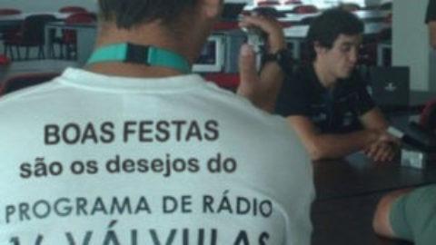 Radio 16 Valvulas entrevista Mario Rocha, o Boss da Atlantic Motorsport