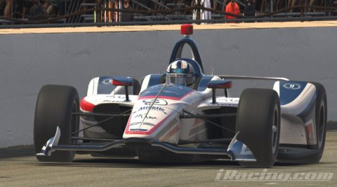 Mario Rocha finished P7 at Indianapolis for the NTT Indycar Series Championship