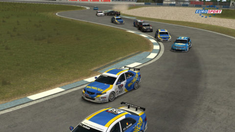 Guarini controls lead most laps in class for win in Curitiba '07 Multiclass // Race2Play