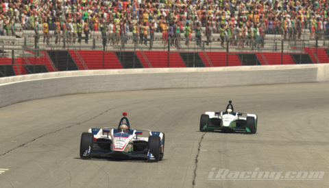 Jorge Cabrita Won on the NTT INDYCAR Series S1 – Atlanta Motor Speedway