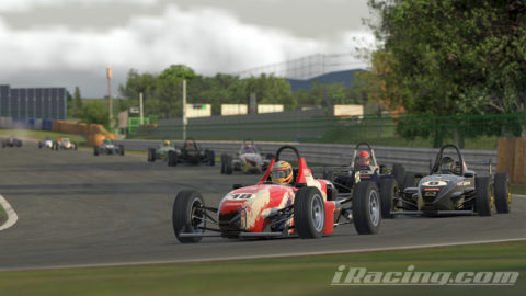 Jorge Cabrita Won the Skip Barber Race Series S1 – Tsukuba Circuit