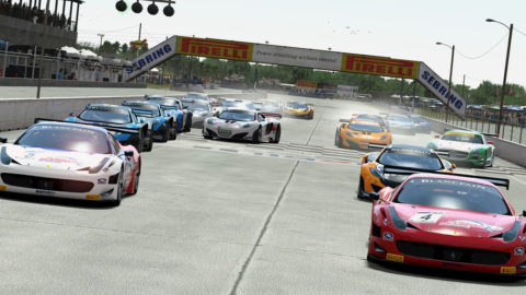 Alison Valassa finished 10th place in Sebring Int'l – 12 Hour FIA GT3