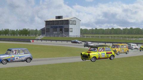 Filippakos takes breathtaking finish in Putnam Park – Short MiniX // Race2Play