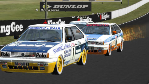Silvino Rodrigues runs most laps at front for win in Bathurst – Mt Panorama Polo92 // Race2Play