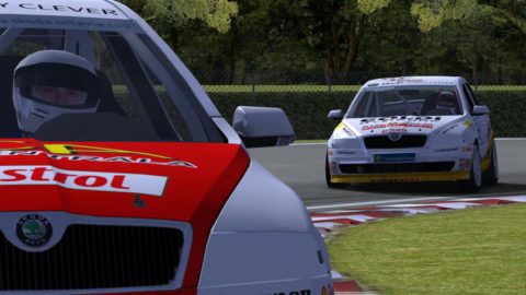 Nuno Gaiteira finished 12th place in Symmons Plains Skoda '08 // Race2Play