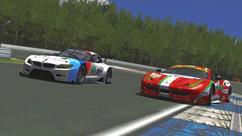 Martin Buchan took fifth place in the WEGTE class in the Hockenhiem GP // Race2Play