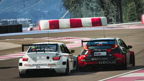 Luís Almeida took sixth place in the Moonshine Racing Paul Ricard // Race2Play