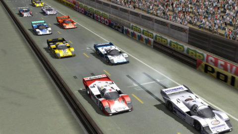 Luís Almeida won fourth place in the Le Mans // Race2Play