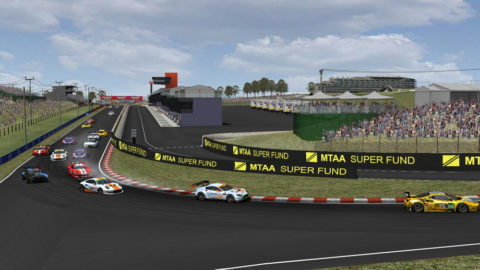 Marcelo Aiello captured 11th place in the Bathurst – Mt Panorama WEGTE // Race2Play