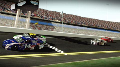 Jose Casanovas took 17th place in the Daytona Speedway // Race2Play