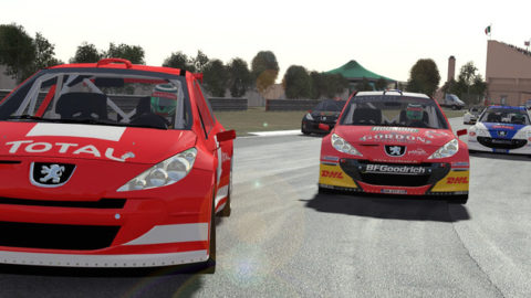 Michele Boffelli leads most laps for win in Autodromo di Mores @ Race2Play.com