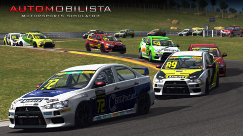 Csaba Lakó clinches series championship in Campo Grande Lancer @ Race2Play.com