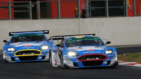 Tony Carl Christensen took sixth place in the WEGTE class in the Sachsenring @ Race2Play.com