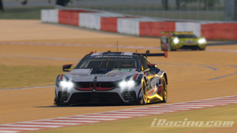 Jorge Cabrita finish P2 on the IMSA iRacing Championship Series S1 – SPA-Francorchamps