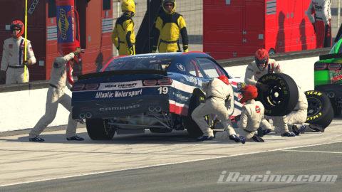 Jorge Cabrita finish P6 on the NASCAR XFINITY Series S1 – Pocono Raceway