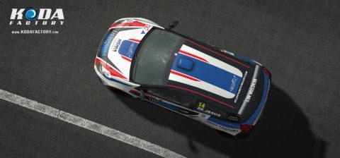 Nuno Gaiteira won third place in the Braga Vasco Sameiro ClioCup @ Race2Play.com