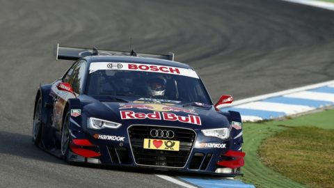 Nuno Miguel Abreu captured eighth place in the Norisring '08 DTM'12 // Race2Play