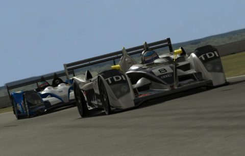 Gino Bardelli took second place in the ES_P1 class in the Daytona Road Course // Race2Play