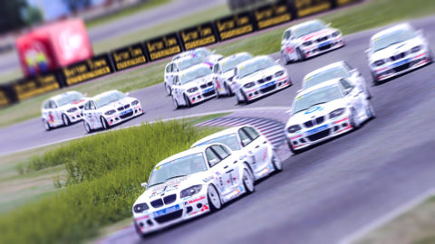 Nuno Gaiteira finished 3rd place in Estoril BMW1