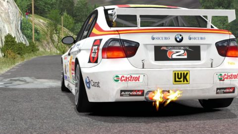 Luis Felipe Capamadjian led every lap on the way to a commanding victory in the Valencia @ Race2Play.com