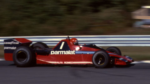 Csaba Lakó held the lead for three laps in a run to first place in the Spielberg Vintage F178 @ Race2Play.com