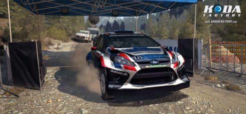 Atlantic Motorsport presents the new Ford Fiesta WRC