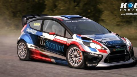 Atlantic Motorsport finished in 9th place the Virtual Rally Championship