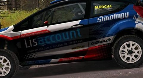 April Dillon and Mario Rocha finished the VRC Finland Rally in P8 and P9