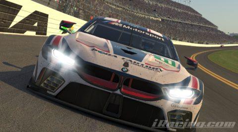 Jose Jesus finish P9 on the IMSA iRacing Championship Series S1 – Daytona