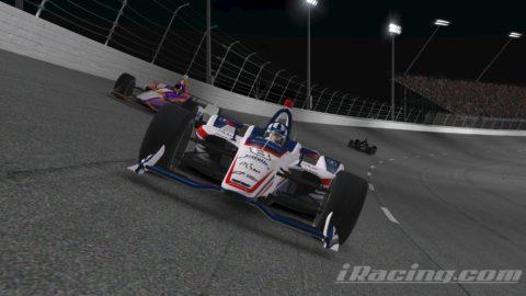 Mario Rocha finish P4 on the NTT INDYCAR Series S1 – Darlington Raceway